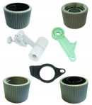 Shima Seiki Spare Parts  - Take down rollers & Accessories