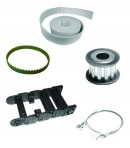 Spare Parts for STOLL Machines - Gears & Belts