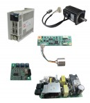 NIT Electronics - Servo Motors & Electronic Card-Boards