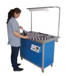 NIT Accessory Machines - Tricot Cleaning Machine