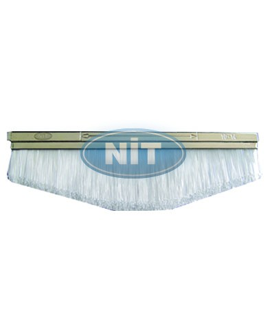 Brush (Transparent) E10/14 - Spare Parts for STOLL Machines Brushes