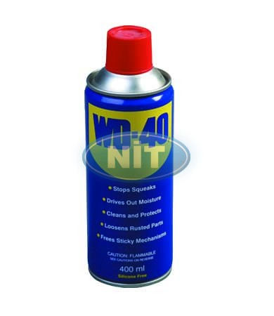 Chemicals & Oil 400 ml - NIT Chemicals For Machine Cleaning Chemicals & Oil