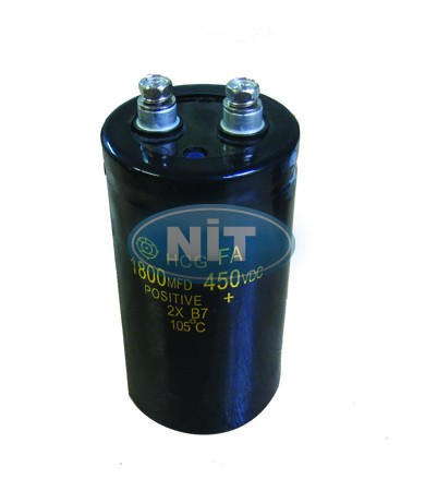 Condenser  50x105 - NIT Electronics Electronic Components