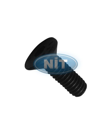 Countersunk Head Screw   (M4x12) - Spare Parts for STOLL Machines Brushes