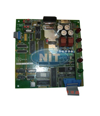 -	Electronic cards   - Spare Parts for STOLL Machines Electronic Cards & Cables