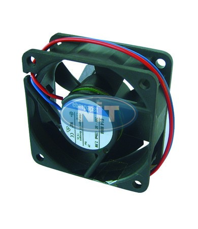 Fan 6x6x25x24 Volt - Spare Parts for STOLL Machines Solenoids,Bobbins,Sensors & Memory Card Readers