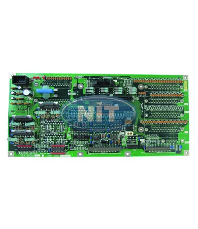 Ğrined Circuit Board  PSD2  - NIT Electronics Servo Motors & Electronic Card-Boards