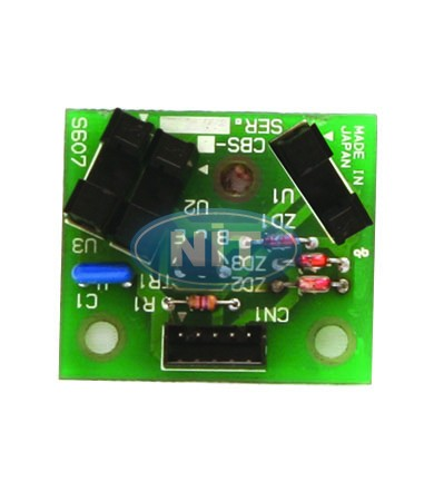 Printed Circuit Board  CBS - Shima Seiki Spare Parts  Electronic Cards & Accessories