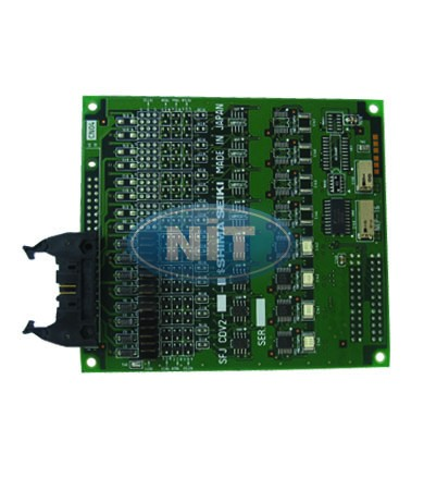 Printed Circuit Board  CDV2 - NIT Electronics Servo Motors & Electronic Card-Boards