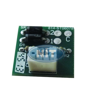 Printed Circuit Board for Actuato 3-5G  - Shima Seiki Spare Parts  Electronic Cards & Accessories