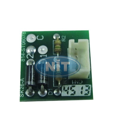 Printed Circuit Board for Actuator  3-5G - NIT Electronics Servo Motors & Electronic Card-Boards