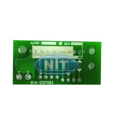 Printed Circuit Board for Actuator  6-14G NSSG / SSR  - NIT Electronics Servo Motors & Electronic Card-Boards