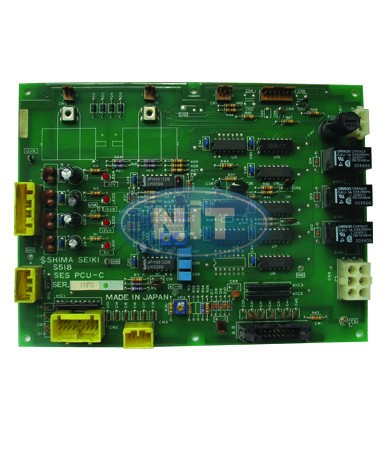Printed Circuit Board   - NIT Electronics Servo Motors & Electronic Card-Boards