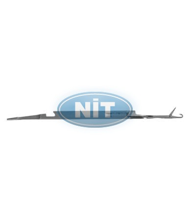Protti Needle  10G 100.100.75 N01 - Spare Parts for STEIGER,PROTTI Machines & Other Spare Parts PROTTI Spare Parts