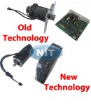 NIT Electronics (R/D) Research &Development Works Recking Motor Servo System   SES 234/ FF/ S
