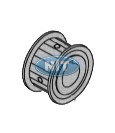 Reduction Pulley   - Shima Seiki Spare Parts  Gears, Belts & Bearings