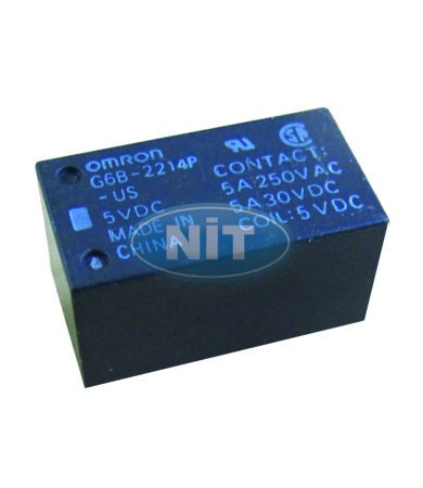 Relay   - NIT Electronics Electronic Components