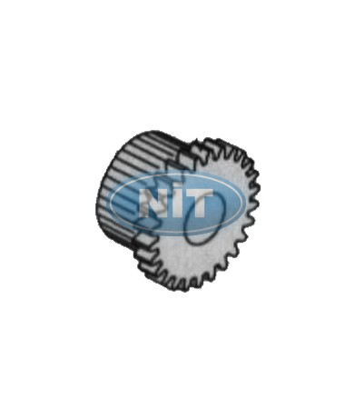 Sub-Roller Gear Pulley Set  - Shima Seiki Spare Parts  Gears, Belts & Bearings