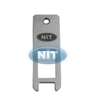 Switch Key of Front Cover  Teknisyen/Technician - Shima Seiki Spare Parts  Tensions & Covers