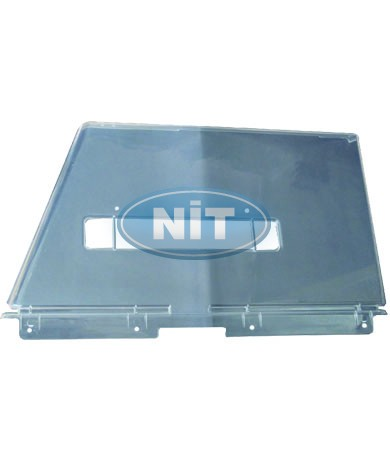 Up Side Cover Transparent (R) - Shima Seiki Spare Parts  Tensions & Covers