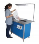 NIT Accessory Machines - Flock Cleaning Machine